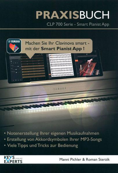 Keys Experts Verlag CLP-700 Smart Pianist PB