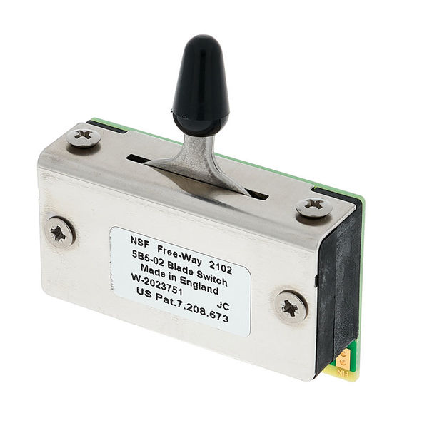 Freeway Switch 5B5-02 Black & White Tip