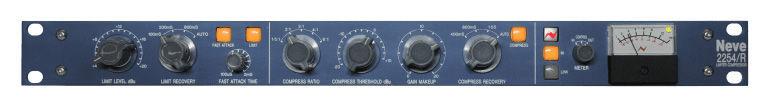 2254/R Mono Limiter/Compressor AMS Neve