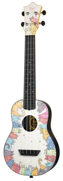 Flight Tuc-Kitty Concert Ukulele