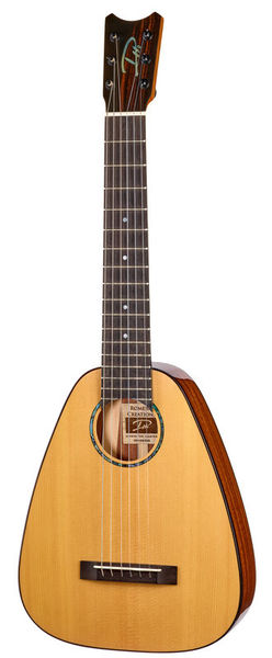 Romero Creations D HO 6-String Guitarlele Nylon