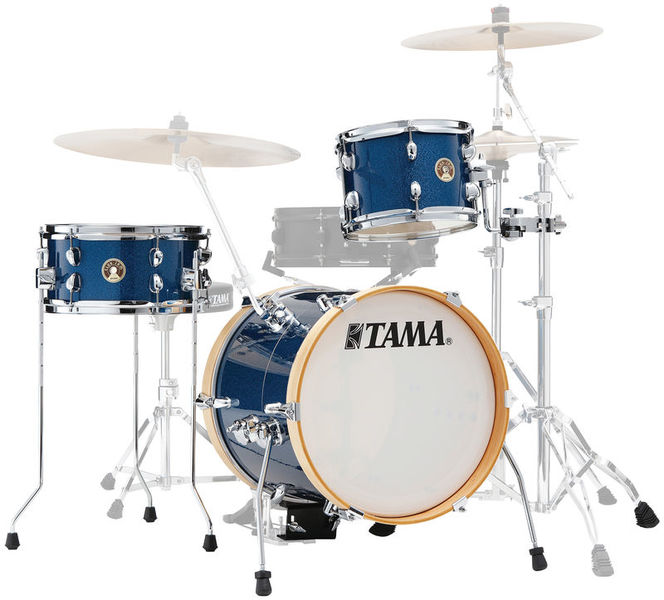 Club Jam Suitcase Kit -ISP Tama