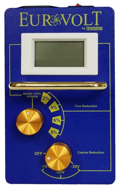 Eurovolt Voltage Optimizer AmpRX