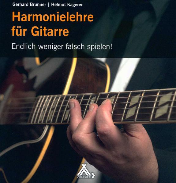 Spurbuchverlag Harmonielehre für Gitarre