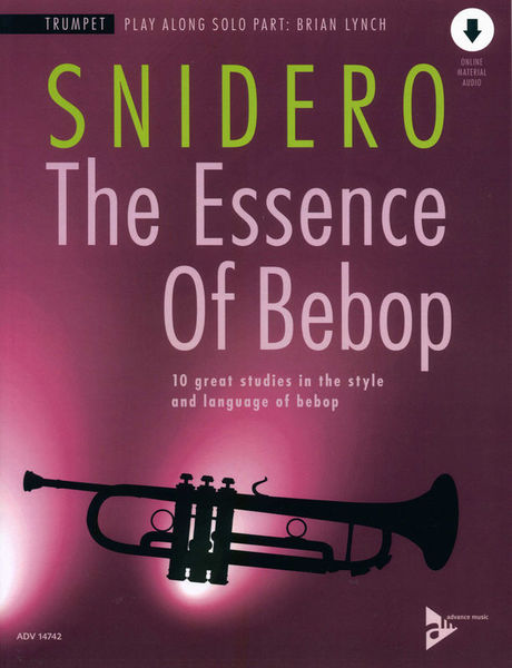 Advance Music Essence of Bebop Trumpet