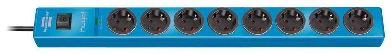 Brennenstuhl Hugo Power Split 8-Way OVP BL