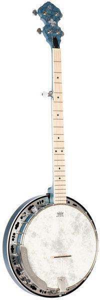 Ortega OBJE400TBL Banjo