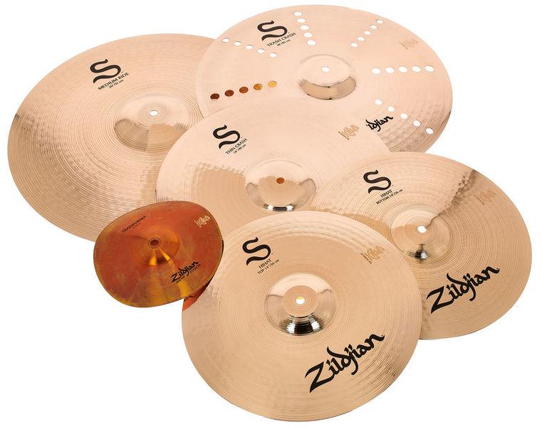 Zildjian S Series FX Pack