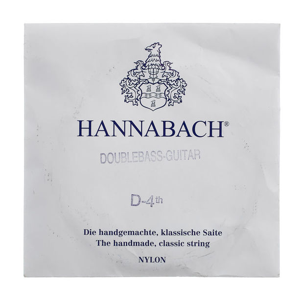 Hannabach 8414MT Single String D4