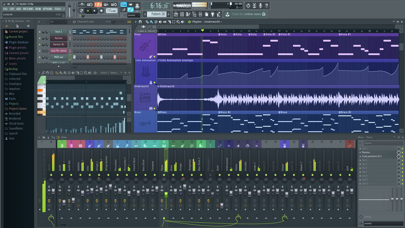 Image-Line FL Studio All Plugins Edition