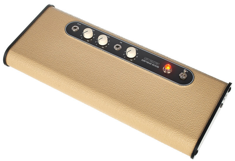 Surfy Industries Surfybear Classic Reverb BL