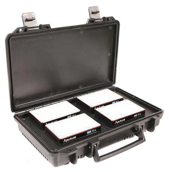 MC 4-Light Travel Kit Aputure