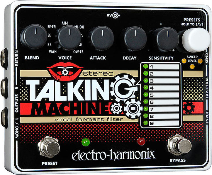 Stereo Talking Machine Electro Harmonix