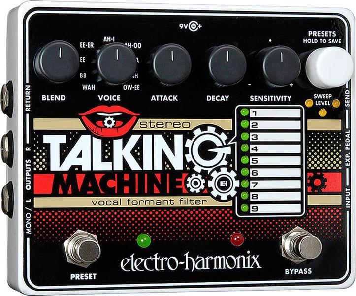 Stereo Talking Machine Electro Harmonix