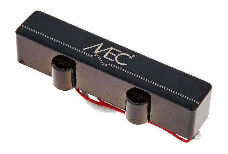 MEC J-Style Bass Pickup 4 Black