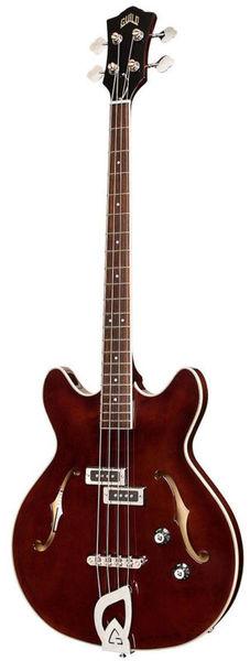 Guild Starfire I Bass Vintage Walnut