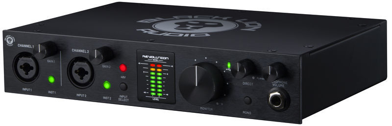 Black Lion Audio Revolution 2x2
