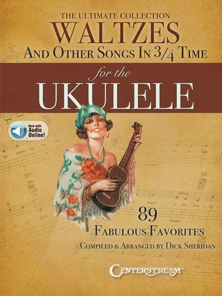 Hal Leonard Ultimate Waltzes Ukulele