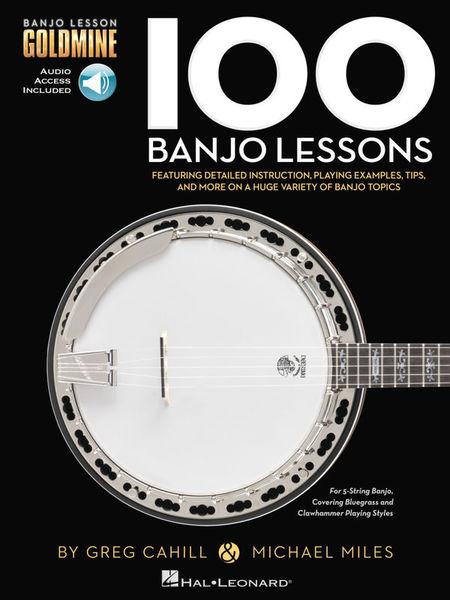 Hal Leonard 100 Banjo Lessons