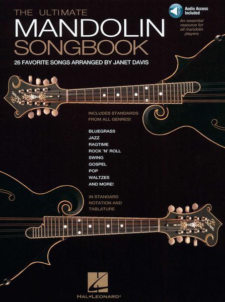 Hal Leonard Ultimate Mandolin Songbook