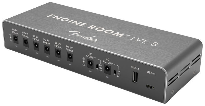 Engine Room LVL8 Power Supply Fender