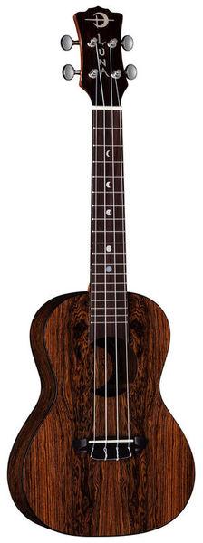 Luna Guitars Uke Crescent Caidie Concert