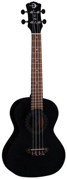 Luna Guitars Uke Vintage Mahogany BK T