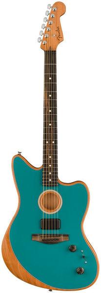 Fender AM Acoustasonic Jazzm. Oc.Turq