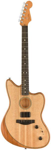 Fender AM Acoustasonic Jazzmaster NT