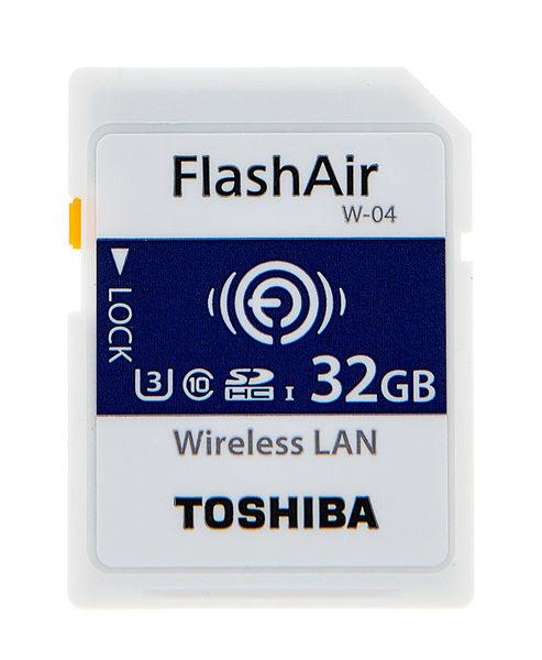 Yellowtec iXm 32GB WLAN-SD-Card