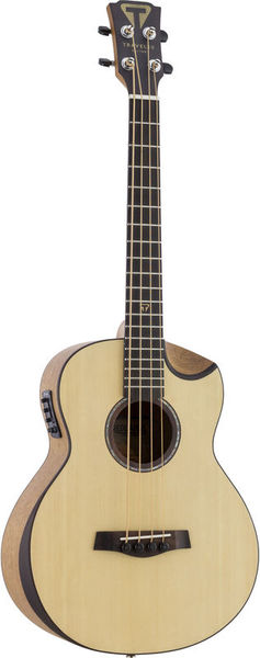 Traveler Guitar Redlands Concert Bass Spruce
