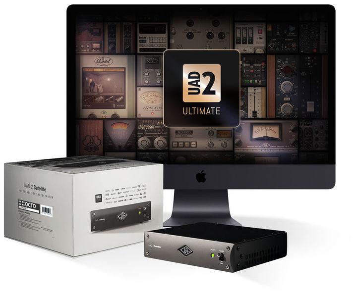 Universal Audio UAD-2 Sat Octo TB3 Ultimate 9