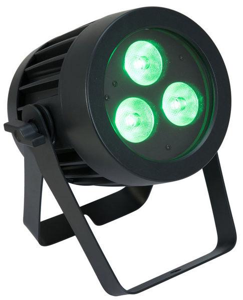 Eurolite LED IP PAR 3x8W QCL Spot