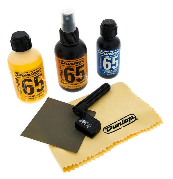Dunlop 6501 Formula 65 GuitarTech Kit