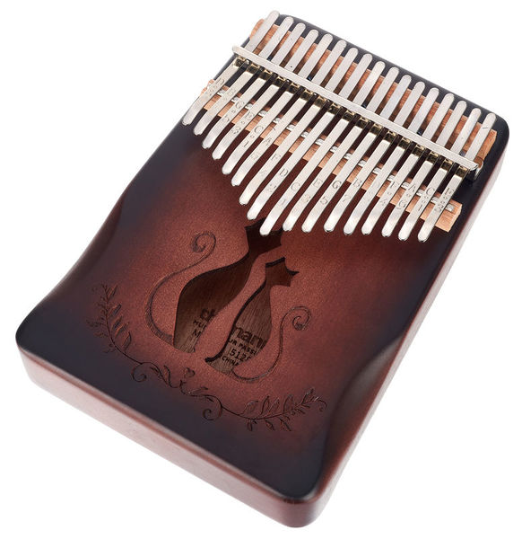 Thomann Cats Kalimba Brown