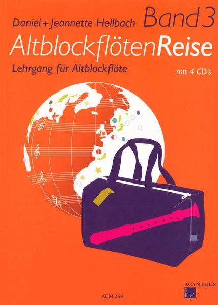 Acanthus Music AltblockflötenReise 3