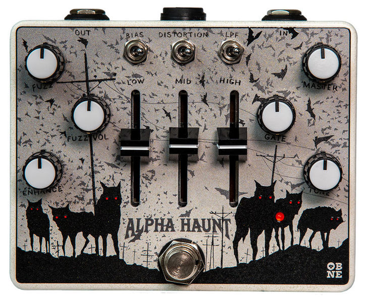 Old Blood Noise Endeavors Alpha Haunt 21 Fuzz