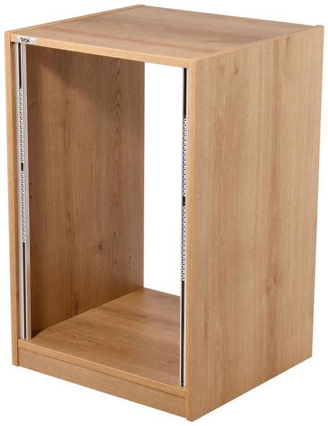 Thon Studio Rack 16U 50 oak