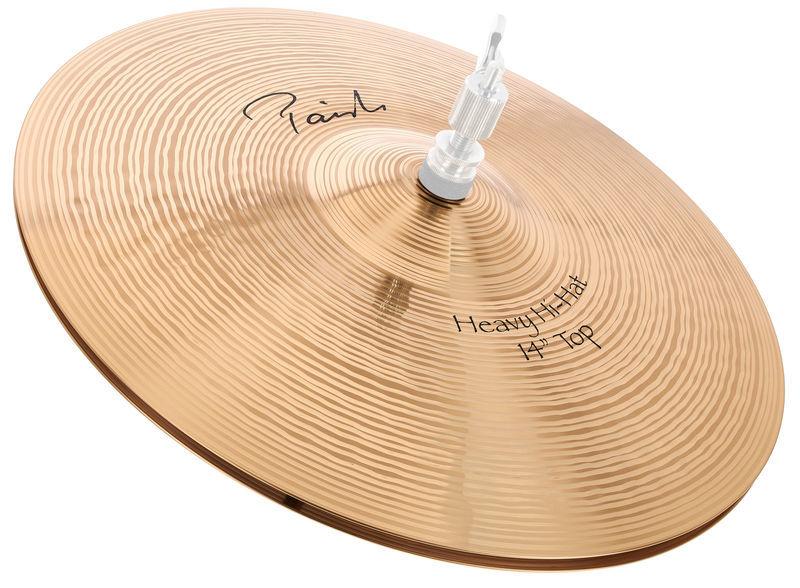 """Paiste 14"""" Signature Heavy Hi-Hat"""