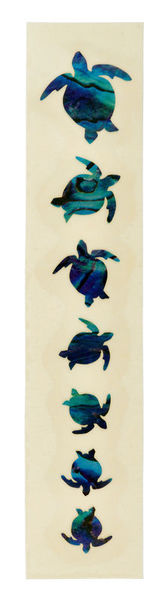 Jockomo Ukulele Turtles Fret Markers B