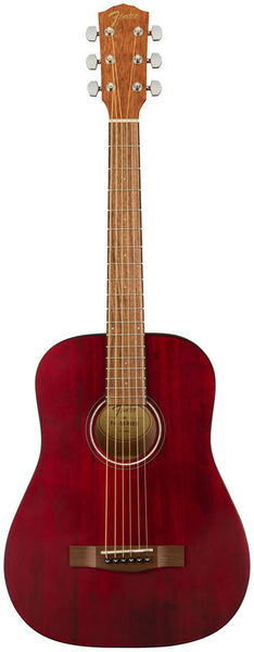 Fender FA-15 3/4 WN Red