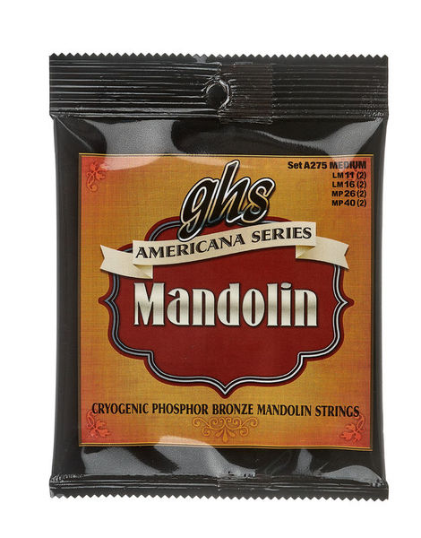GHS A275 Mandolin Medium