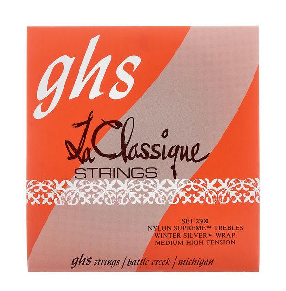 GHS La Classique 2300 Medium High