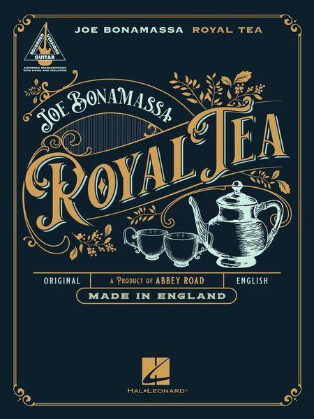 Hal Leonard Joe Bonamassa Royal Tea