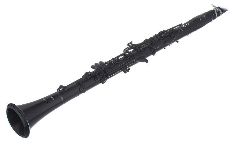 Selmer Présence Bb- Clarinet, black