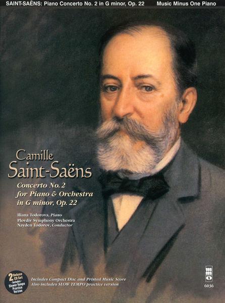 Music Minus One Saint-Saëns Concerto No. 2