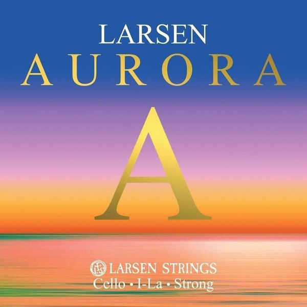 Aurora Cello A String 4/4 Str. Larsen
