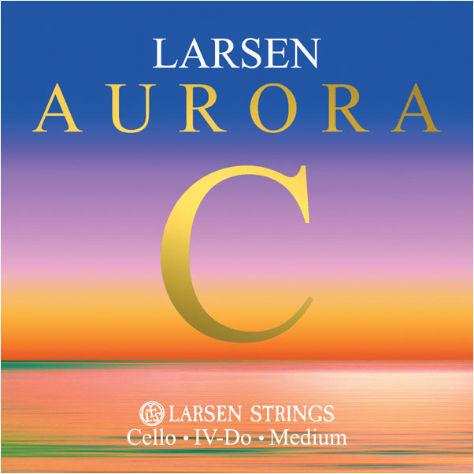 Larsen Aurora Cello C String 1/8 Med.