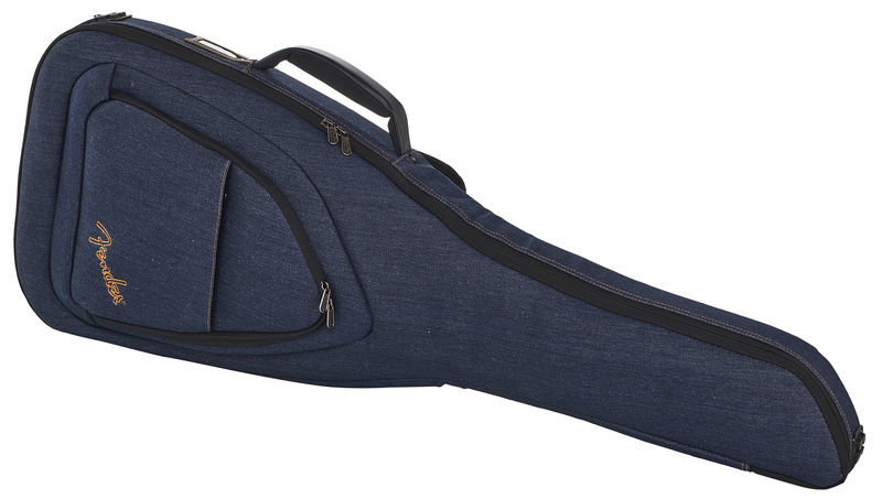 Fender FE920 E-Guitar Gigbag Gd.Denim