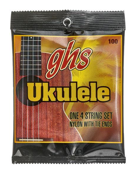 GHS Ukulele String Set Baritone
